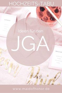 JGA Ideen - Hochzeits-Tabu Wedding Gifts, Bridal Shower, Diy Projects, Place Card Holders, Bride, Diy Ideas, Posts, Tattoos, Outfit
