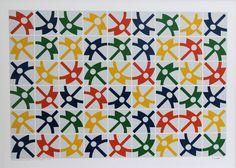 Perlocutorio: Athos Bulcão (1918-2008) / serigrafias chanceladas