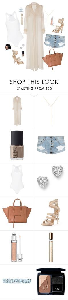 """⋆"" by xoxomirah ❤ liked on Polyvore featuring ZoÃ« Chicco, NARS Cosmetics, OneTeaspoon, La Perla, Bloomingdale's, Giuseppe Zanotti, Christian Dior, Prada and Tiffany & Co."