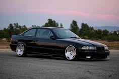 #BMW_E36 #Bagged #Slammed #Stance