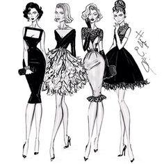 ♡Liz, Grace, My Girls Marilyn And Aubrey By Hayden Williams♡