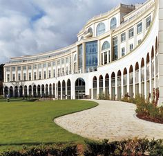 Ritz-Carlton Powerscourt, Ireland - the most amazing hotel I've ever stayed in!
