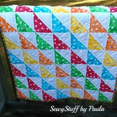 Sewy Stuff: Baby Quilt