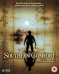 Southern Comfort, 1981, thriller, Walter Hill, Keith Carradine, Powers Boothe, Fred Ward, Franklyn Seales, T. K. Carter, Lewis Smith, Les Lannom, Peter Coyote, Alan Autry, Brion James, Sonny Landham