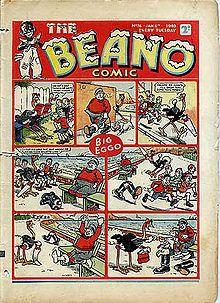 British comics - Wikipedia