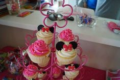 Minnie Mouse Birthday Party Ideas | Photo 22 of 38 | Catch My Party