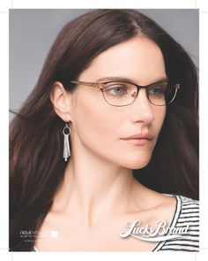 Lucky Frames at Buena Vista Frames, Hoop Earrings, Jewelry, Fashion, Moda, Jewlery, Jewerly, Fashion Styles, Frame