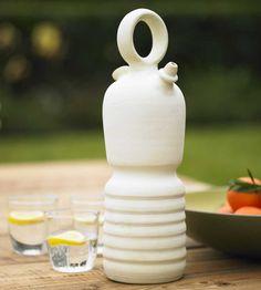 Terracotta Water Jug