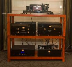 CES 2012 show reportAudio Note U.K. TT3 half reference turntable, Meishu integrated, M3RIAA phono stage and CD4.1x CD player