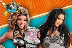 Melina vs Alicia Fox