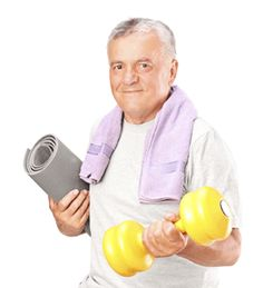 Older Adults Can Battle Muscle Loss by Weight Lifting