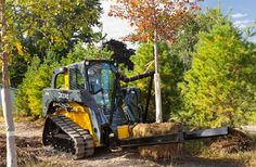 John Deere adds nursery fork to Worksite Pro attachments line