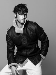 Sean OPry by David Sims for Zara Fall 2010 Campaign