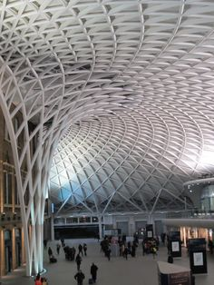 King's Cross Station, Departure Hall