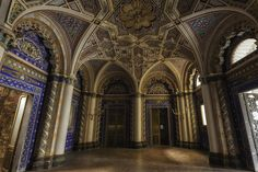 Interview: Photos Capture the Rarely-Seen Interior of a Lavish Abandoned Castle - My Modern Met