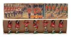 Crescent - Highland Sword Dance Set | Vectis Toy Auctions