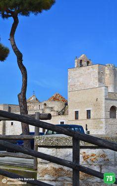 Monastero di Capo Colonna #Trani #Puglia #Italia #Italy #Viaggiare #Viaggio #Travel #Mare #Sea #Vacanza #Holiday #CittàVecchia #OldCity #ALwaysOnTheRoad #Spiaggia #Beach
