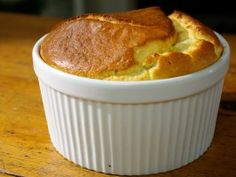 Cheese and Herb Souffle from CookingChannelTV.com -- sub almond/soy/coconut/chickpea flour for A/P