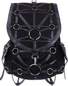 Restyle Dark Side Gothic O-rings & Black Harness Design W... http://www.amazon.com/dp/B019YO4MTW/ref=cm_sw_r_pi_dp_dgLsxb161D4H9