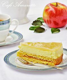 Delicja jabłkowo-serowa @cafeamaretto