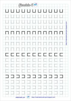 Preschool Workbooks, Kindergarten Writing, Preschool Lessons, Print Handwriting, Hand Lettering Alphabet, Kids Math Worksheets, Tracing Worksheets, Pre Writing, Writing Practice