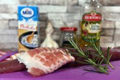 Szűzpecsenye borsmártással - Piroskockás Pizza, Meat, Ethnic Recipes, Food, Cilantro, Essen, Meals, Yemek, Eten