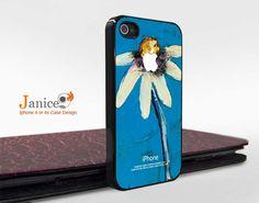 Apple iphone 4 cases ,   iphone 4  4s cases, ,iphone 4 cover , the best iphone  4 cases,unique  flower design  Iphone 4 cases. $13.99, via Etsy.