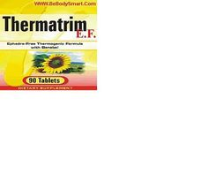 Therma Trim Ef Coated Tablet