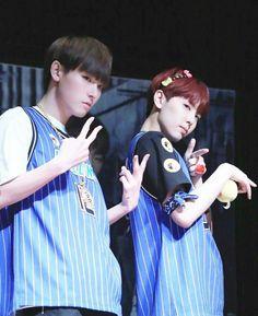 Inseong & Jaeyoon // SF9