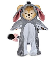 Disney Duffy the Bear Eeyore Donkey from Winnie The Pooh ... http://www.amazon.com/dp/B00JRG46HG/ref=cm_sw_r_pi_dp_kE.mxb1PDZGG7 #disney #disneyparks #disneyworld #disneyland #costume #clothes #duffy #bear #duffybear #winniethepooh #donkey #eeyore