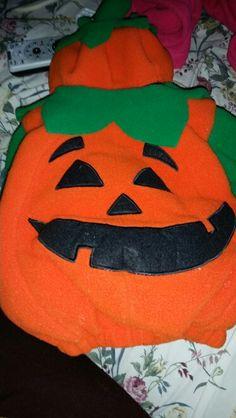 Kys first Halloween