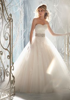 Mori Lee By Madeline Gardner Wedding Dresses - The Knot