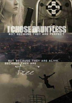 Tris Prior Quote // Dauntless // Edit
