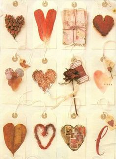Sarah Lugg (collage and mixed media artist) I Love Heart, Key To My Heart, With All My Heart, Heart Art, Love Valentines, Valentine Heart, Altered Books, Altered Art, Cadeau Parents