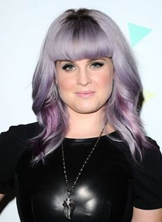 kelly osbourne 2014 photos | kelly osbourne hair styles 2014 medium haircut with blunt bangs getty ...