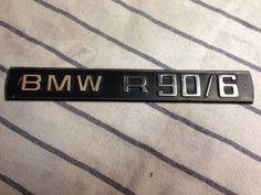 BMW Airhead R90/6 Engine ID Plate (B)