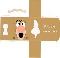 Festa Alice no País das maravilhas Alice In Wonderland Crafts, Alice In Wonderland Tea Party, Mad Hatter Party, Mad Hatter Tea, Diy Best Friend Gifts, Paper Gift Box, Party Kit, Birthday Party Themes, Diy And Crafts