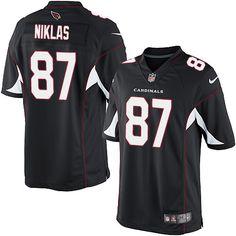 Jerseys NFL Wholesale - Arizona Cardinals #35 Cariel Brooks White Road NFL Nike Elite ...