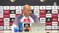 Youtube Zidane: El partido ante el Sporting es más complicado de lo que la gente piensa