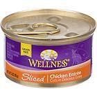 Wellness Sliced Cuts Adult Canned Cat Food
