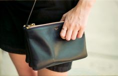 Céline Paris~ Purse  Toronto Street Fashion