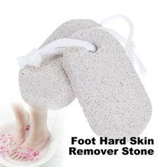Hot Skóry Stóp Remover Peeling Pumeks Czyste Czyste Scruber Ciężka Skóry Stóp HB88
