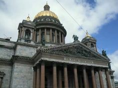 St Isaac's Basilica