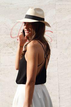 Arianna Roda  Milan Fashion Week Street Style ss15 photo by Claudia Bellotti for Tessabit