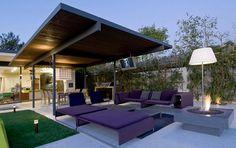 Ein modernes Haus in Kalifornien bietet Luxus und Privatsphäre - http://wohnideenn.de/architektur/08/modernes-haus-in-kalifornien.html #Architektur