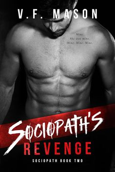 Renee Entress's Blog: [Cover Reveal & Giveaway] Sociopath's Revenge by V...