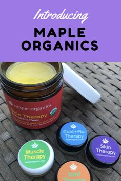 Introducing new Maple Organics personal care products. Organic Beauty, Organic Skin Care, Natural Skin Care, Natural Beauty, Skin Care Regimen, Skin Care Tips, Daily Beauty Tips, Organic Brand, Homemade Beauty Products