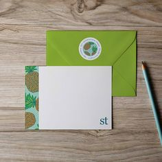 Erin Condren brings fun and functionality together with personalized and custom products including the LifePlanner™, notebooks, stationery, notecards and home décor. Pineapple Punch, Write It Down, Personalized Stationery, Journal Covers, Erin Condren, Note Cards, Stationary, Notebook, Dots