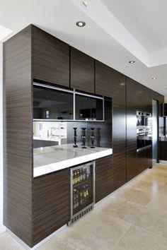 Contemporary Kitchen Design Soverign Island Gold Coast Australia  kitchen