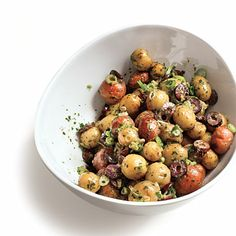 Smoked Potato Salad Recipe